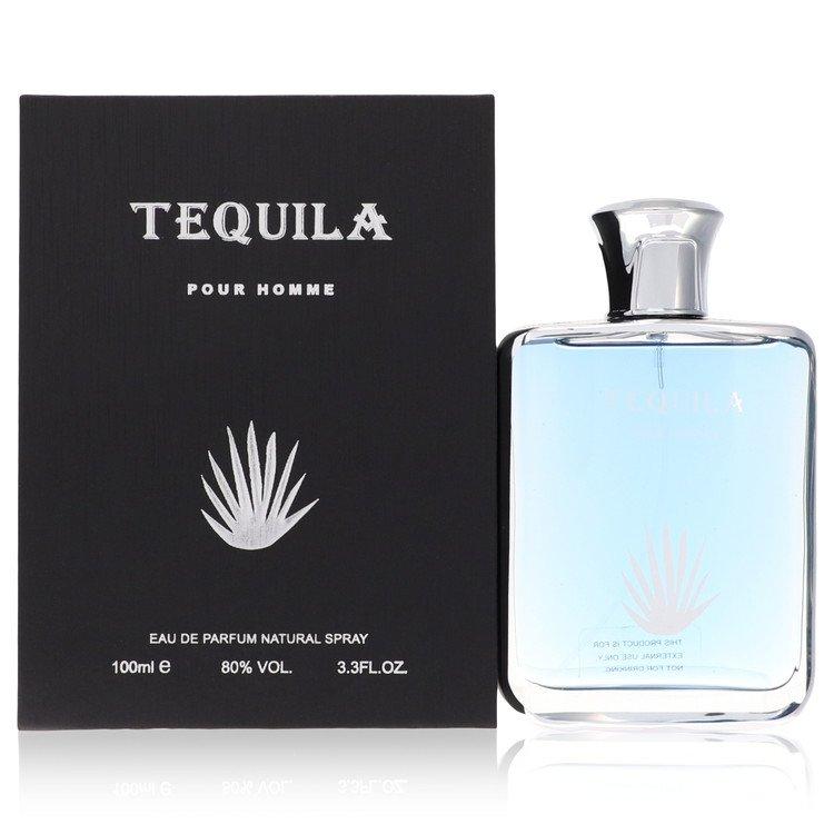 Tequila Pour Homme by Tequila Perfumes Men's Eau De Parfum Spray 3.3 oz