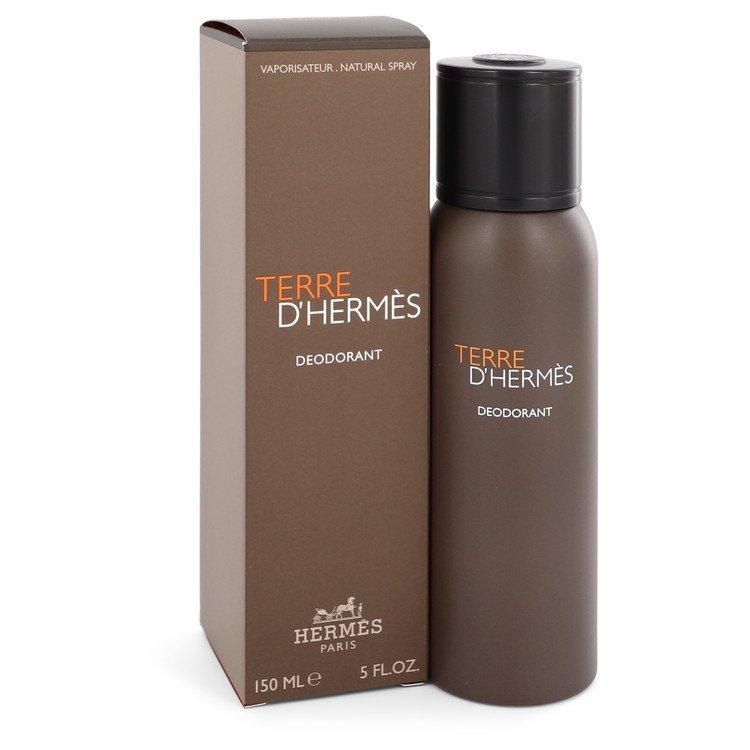 Terre D'Hermes by Hermes –  Deodorant Spray 5 oz  150 ml for Men