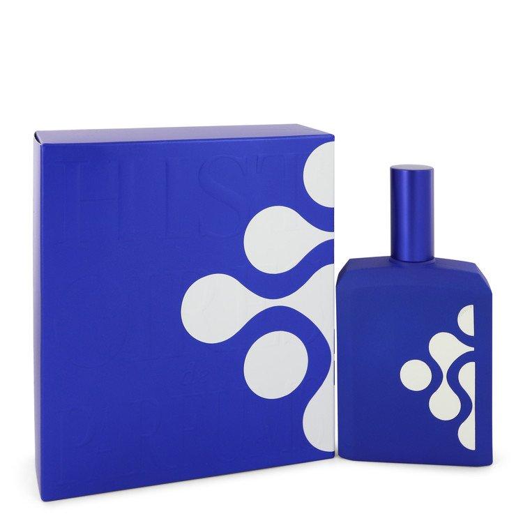 This is not a blue bottle 1.4 by Histoires De Parfums Eau De Parfum Spray 4 oz for Women