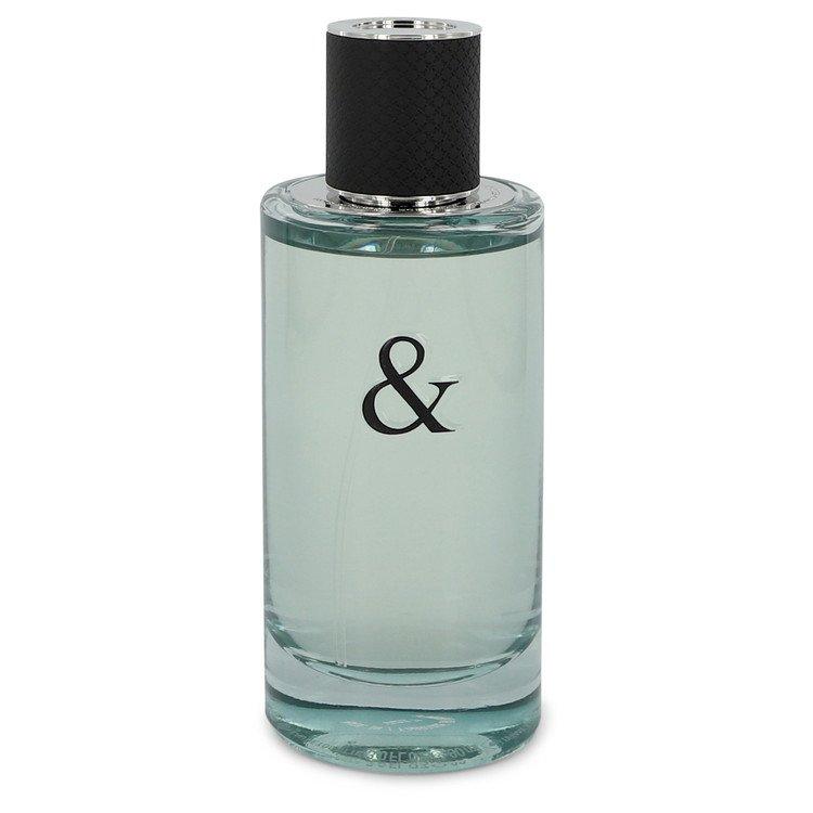 Tiffany & Love by Tiffany Men's Eau De Toilette Spray (unboxed) 3 oz