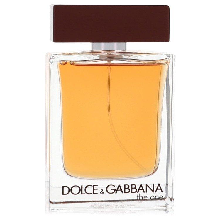 The One by Dolce & Gabbana –  Eau De Toilette Spray (unboxed) 3.4 oz 100 ml for Men
