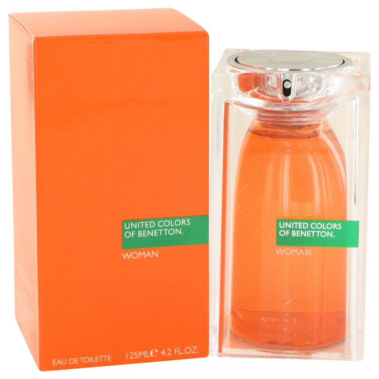 United Colors Of Benetton Perfume 125 ml EDT Spay for Women