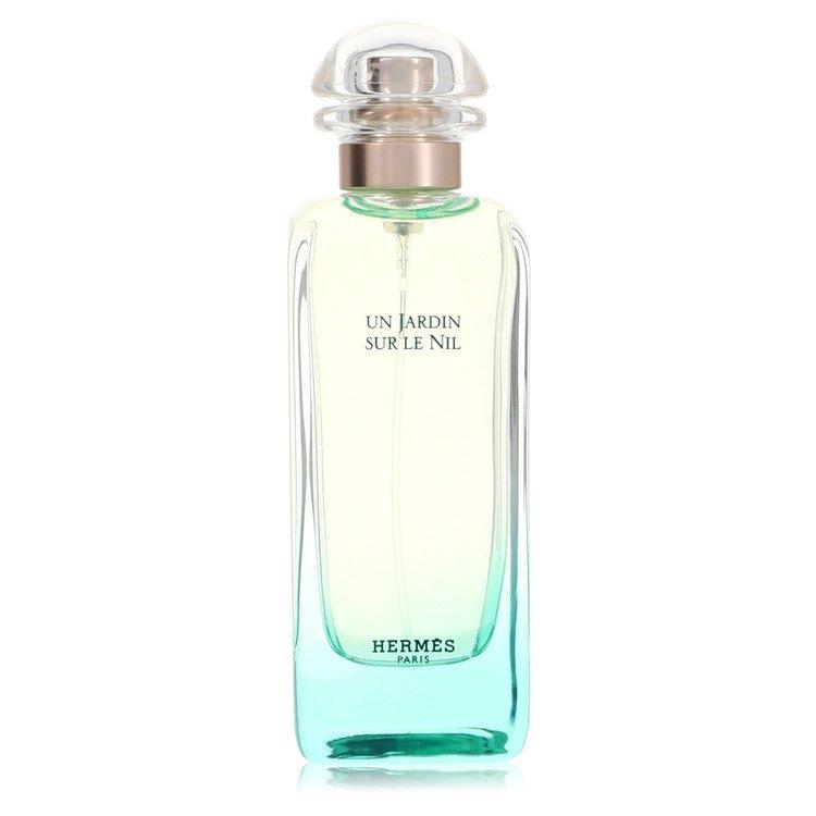 Un Jardin Sur Le Nil by Hermes for Women Eau De Toilette Spray (unboxed) 3.4 oz