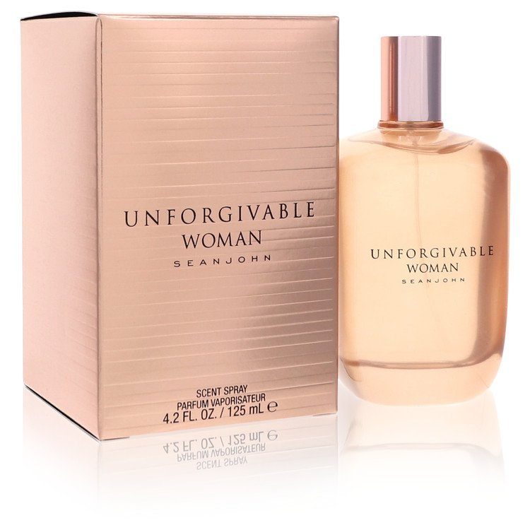 Unforgivable Perfume by Sean John 4.2 oz EDP Spray for Women
