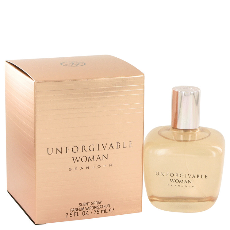 Unforgivable Perfume by Sean John 75 ml Eau De Parfum Spray for Women