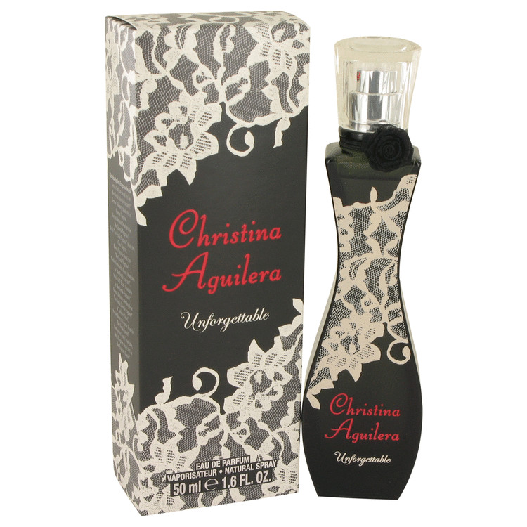 Christina Aguilera Unforgettable Perfume 50 ml EDP Spay for Women