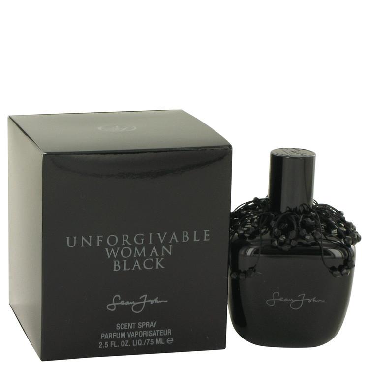 Unforgivable Black Perfume by Sean John 75 ml EDP Spay for Women