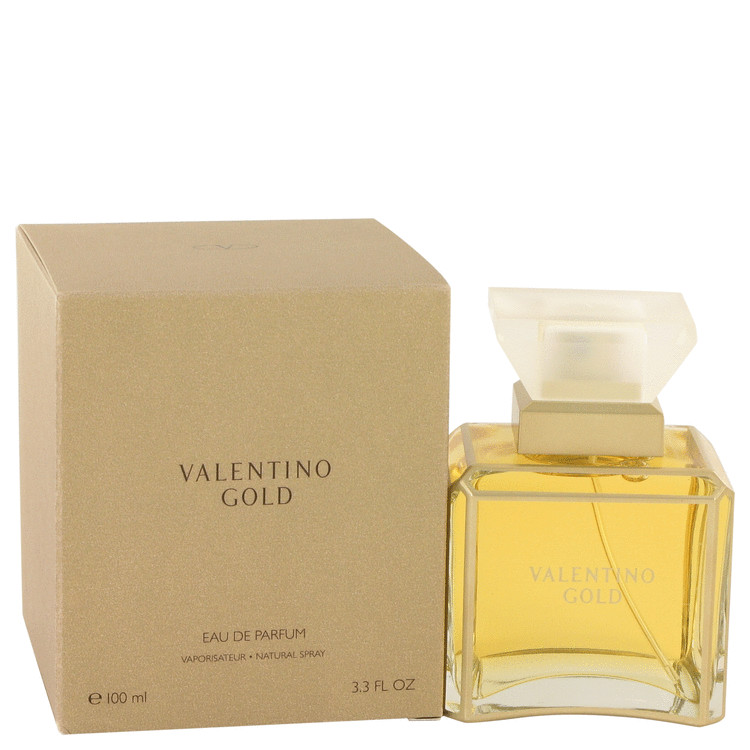 Valentino Gold Perfume by Valentino 100 ml EDP Spay for Women