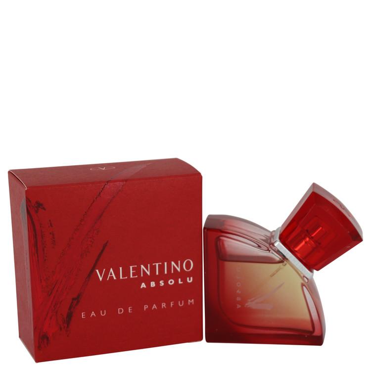 Valentino V Absolu by Valentino for Women Eau De Parfum Spray 1 oz