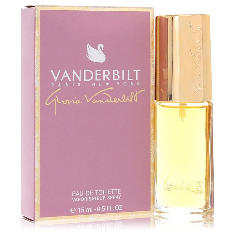 Vanderbilt by Gloria Vanderbilt Women's Eau De Toilette Spray .5 oz