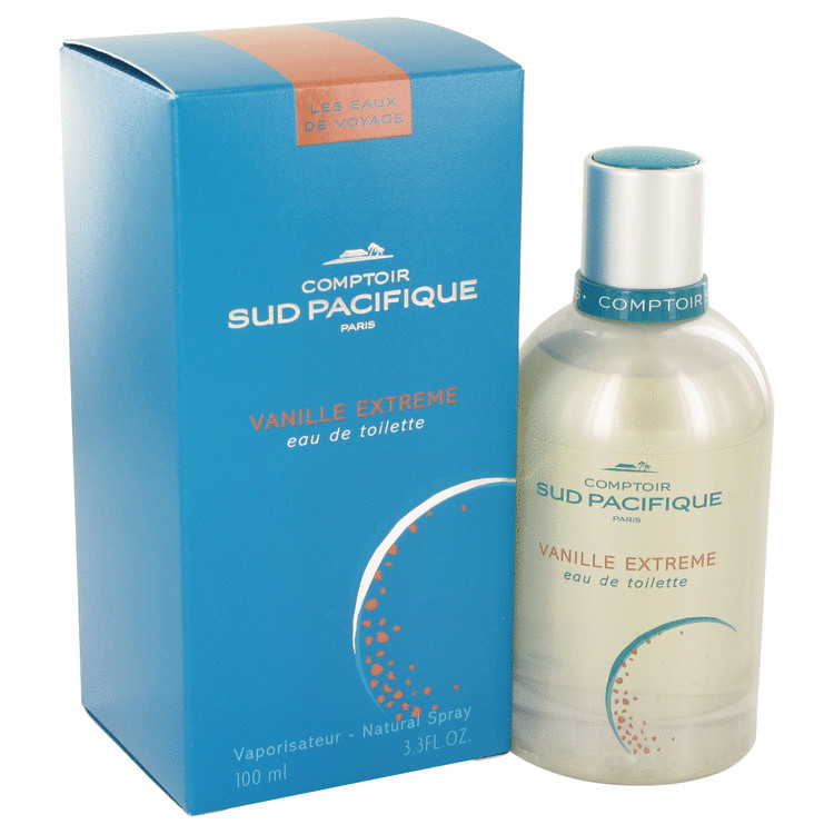 Comptoir Sud Pacifique Vanille Extreme Perfume 100 ml EDT Spay for Women