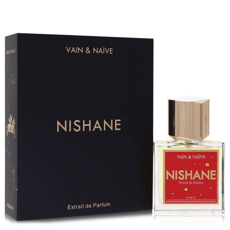 Vain & Naïve by Nishane – Extrait De Parfum Spray (Unisex) 1.7 oz (50 ml)