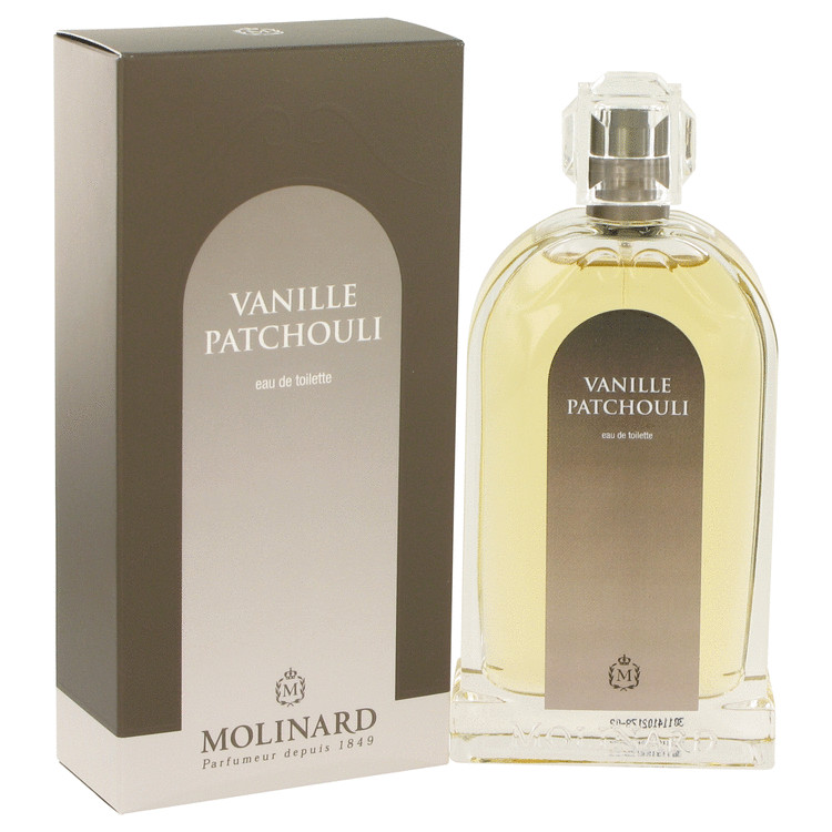 Vanille Patchouli Perfume by Molinard 100 ml EDT Spay for Women