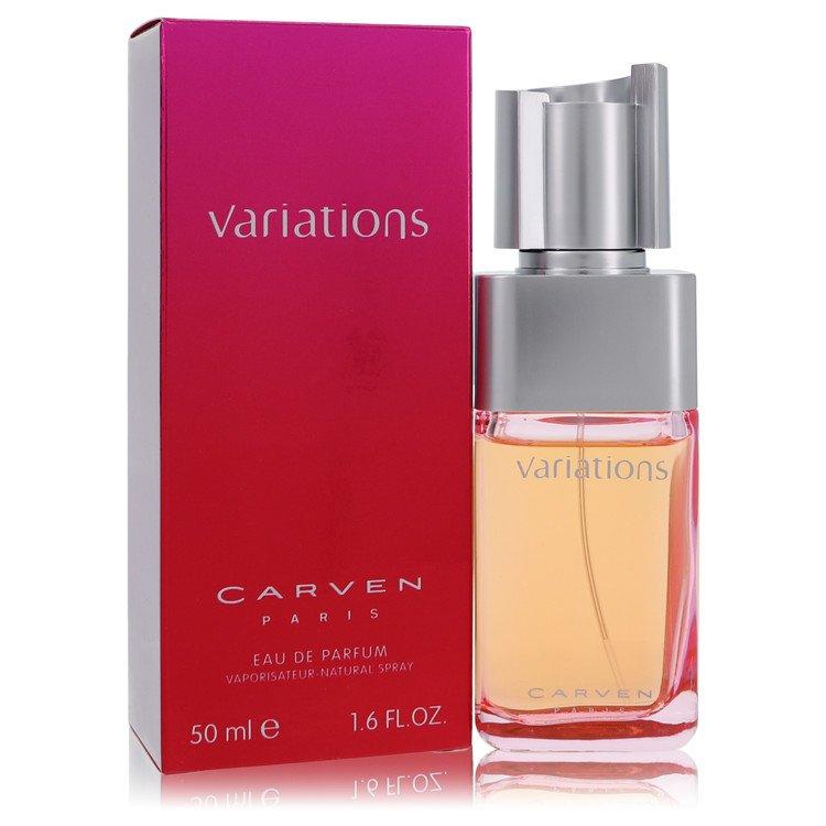 Variations Perfume by Carven 50 ml Eau De Parfum Spray for Women