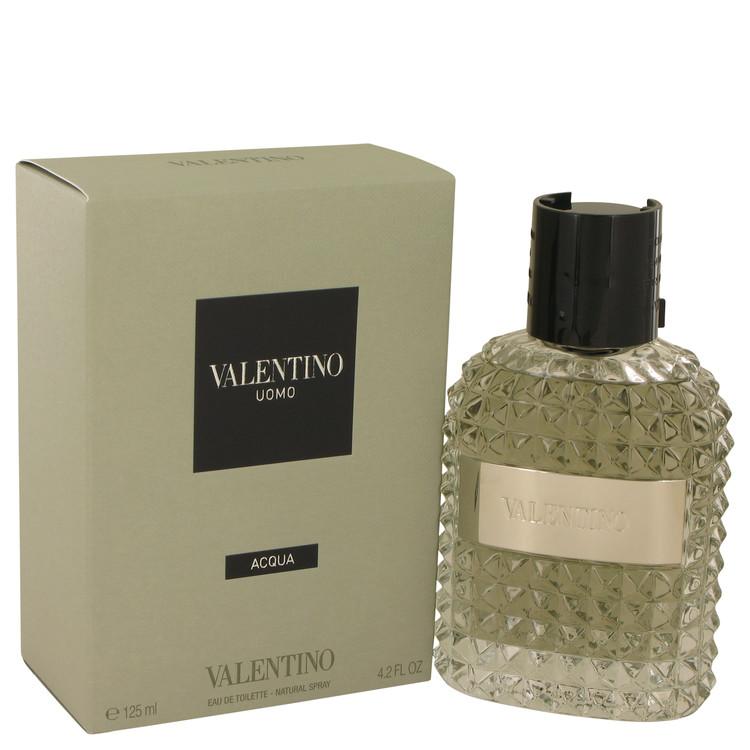 Valentino Uomo Acqua Cologne by Valentino 125 ml EDT Spay for Men