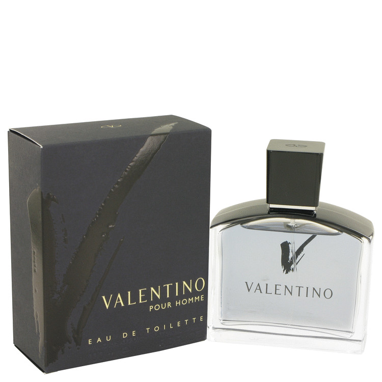 Valentino V Cologne by Valentino 100 ml Eau De Toilette Spray for Men