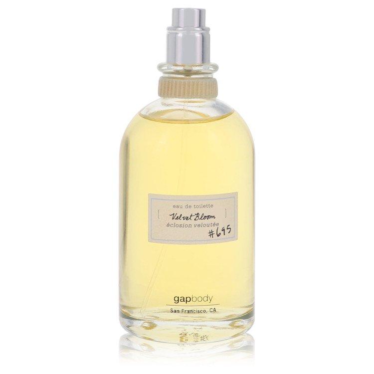 Velvet Bloom 695 Perfume by Gap 100 ml EDT Spray(Tester) for Women