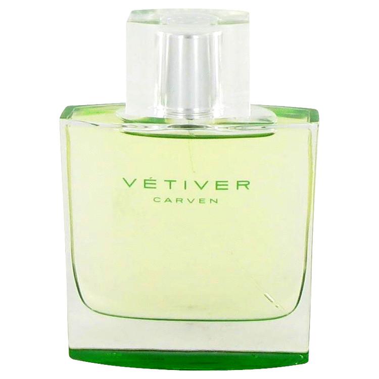 Vetiver Carven Cologne 100 ml Eau De Toilette Spray (unboxed) for Men