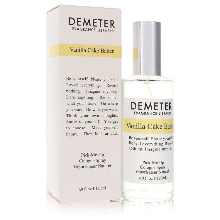 Vanilla Cake Batter Perfume by Demeter 120 ml Cologne Spray for Women