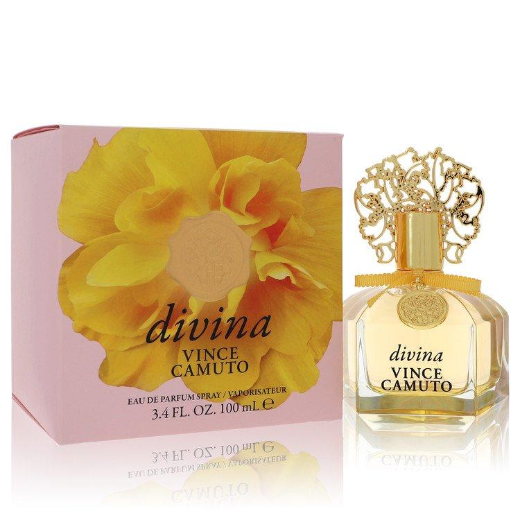 Vince Camuto Divina by Vince Camuto – Eau De Parfum Spray 3.4 oz (100 ml) for Women