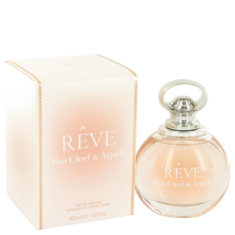 Reve Perfume by Van Cleef & Arpels 100 ml EDP Spay for Women