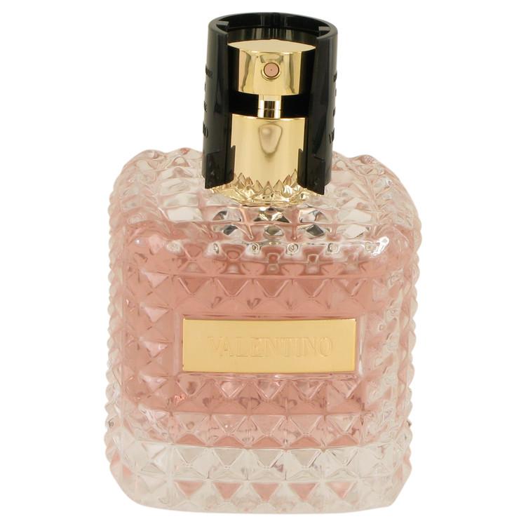 Valentino Donna Perfume 100 ml Eau De Parfum Spray (Tester) for Women