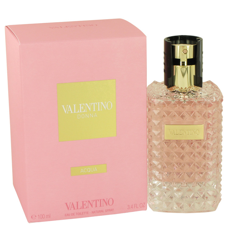 Valentino Donna Acqua Perfume by Valentino 100 ml EDT Spay for Women