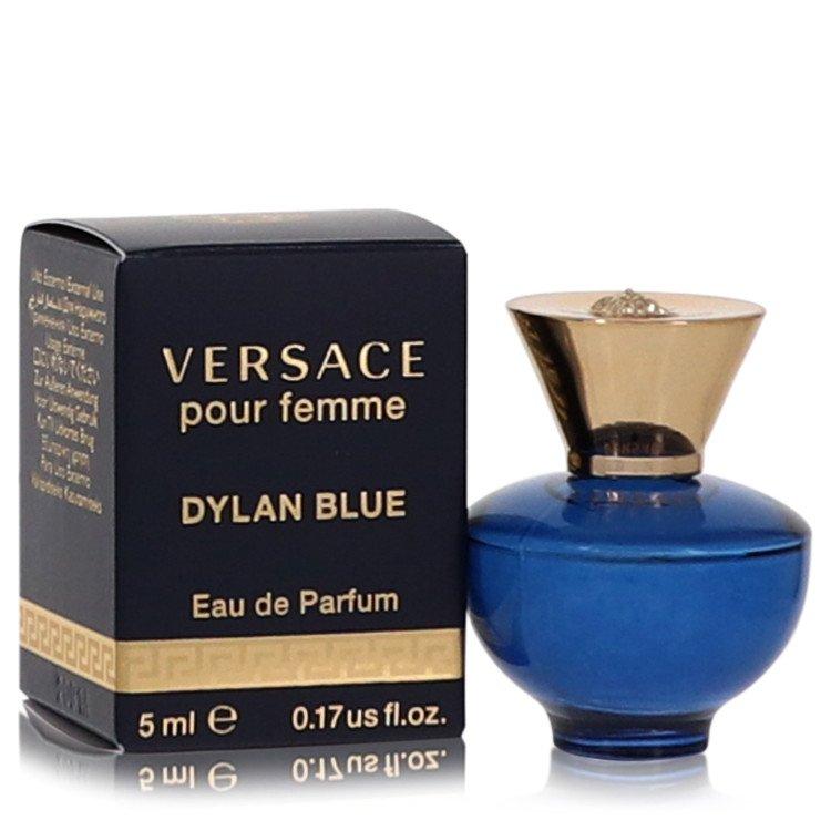 Versace Pour Femme Dylan Blue Mini .17 oz Mini EDP for Women