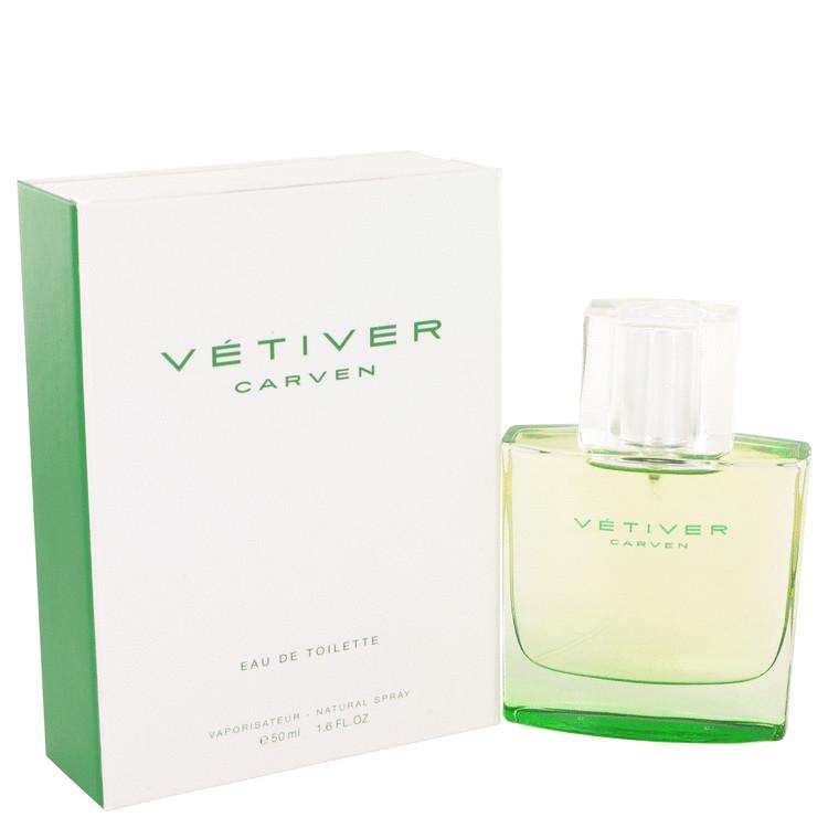 Vetiver Carven Cologne by Carven 50 ml Eau De Toilette Spray for Men