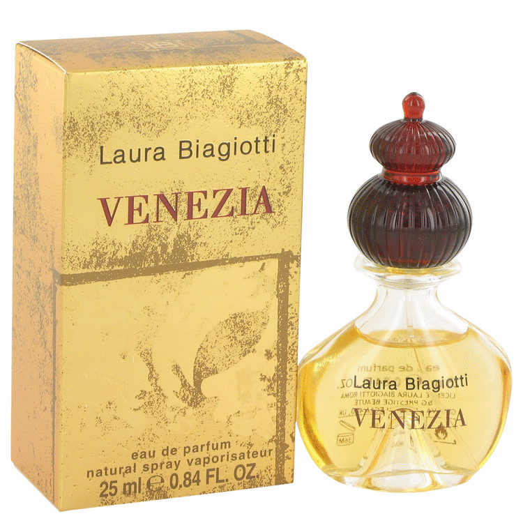 Venezia Perfume by Laura Biagiotti 25 ml Eau De Parfum Spray for Women