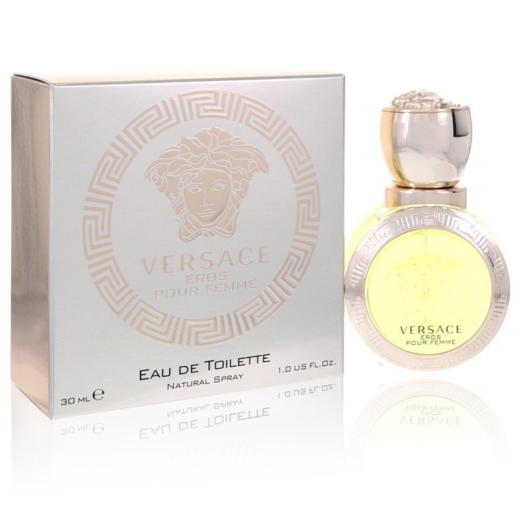 Versace Eros Perfume by Versace 30 ml Eau De Toilette Spray for Women