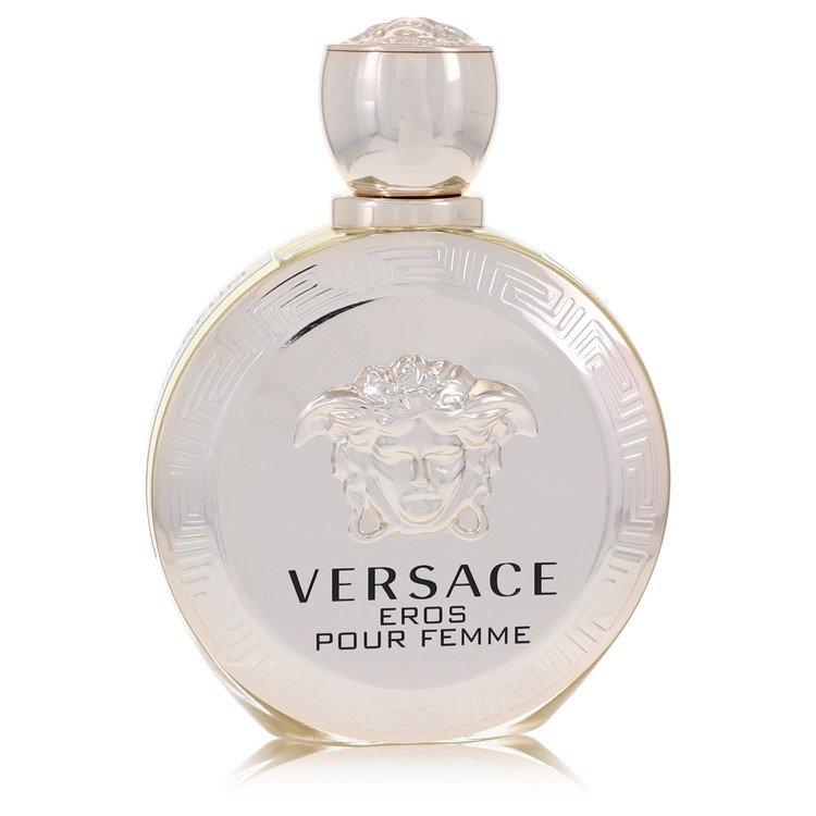 Versace Eros Perfume 3.4 oz EDP Spray (Tester) for Women
