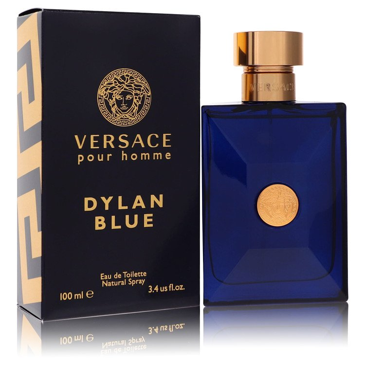 Versace Pour Homme Dylan Blue Cologne 100 ml EDT Spay for Men