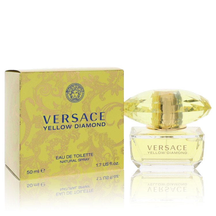 Versace Yellow Diamond Perfume by Versace 50 ml EDT Spay for Women