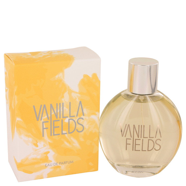 Vanilla Fields Perfume 100 ml Eau De Parfum Spray (New Packaging) for Women