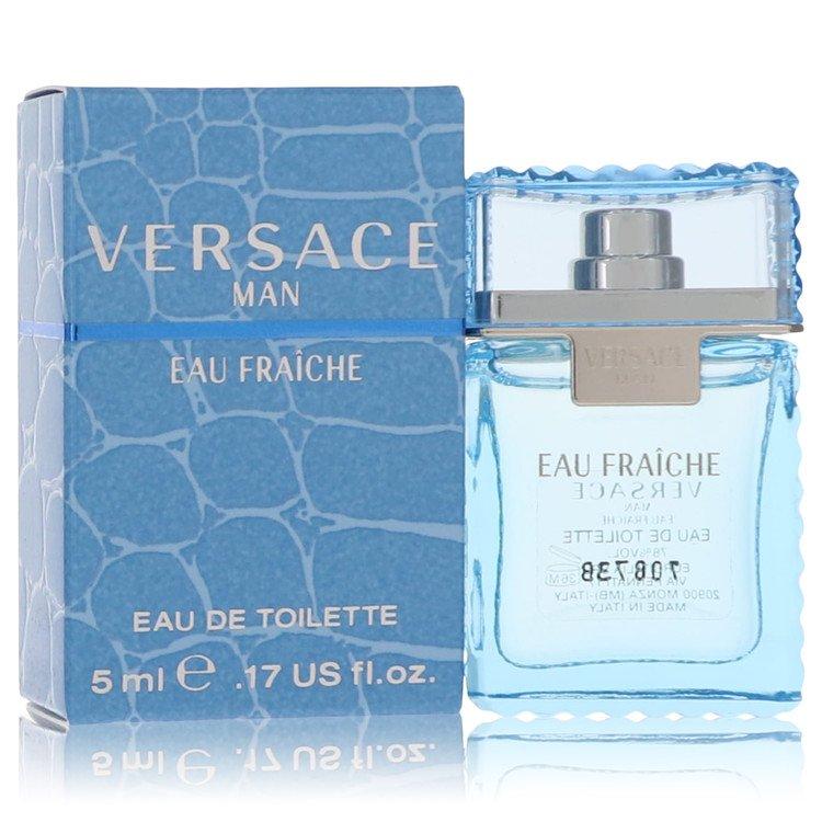 Versace Man by Versace for Men Mini Eau Fraiche .17 oz