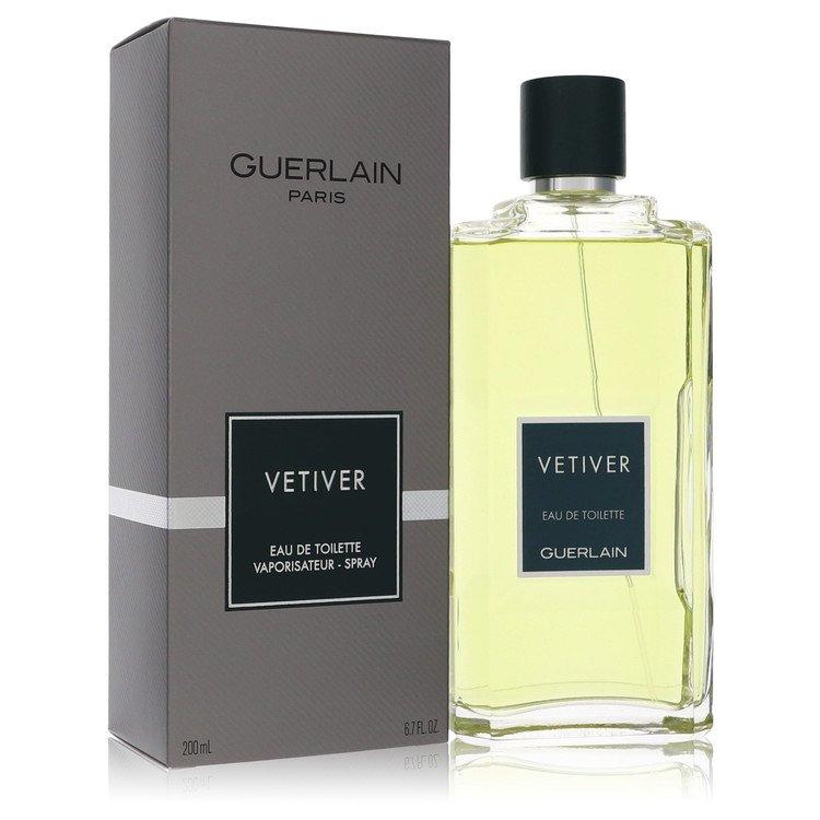VETIVER GUERLAIN by Guerlain for Men Eau De Toilette Spray 6.8 oz