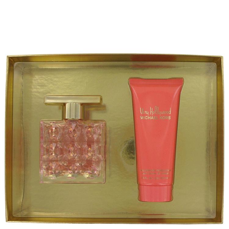 Very Hollywood Gift Set -- Gift Set - 1.7 oz Eau De Parfum Spray + 3.4 oz Body Lotion for Women