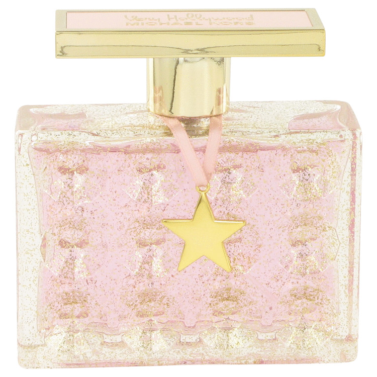 Very Hollywood Sparkling Perfume 100 ml Eau De Toilette Spray with Free Charm for Women