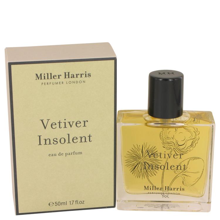 Vetiver Insolent by Miller Harris for Women Eau De Parfum Spray 1.7 oz