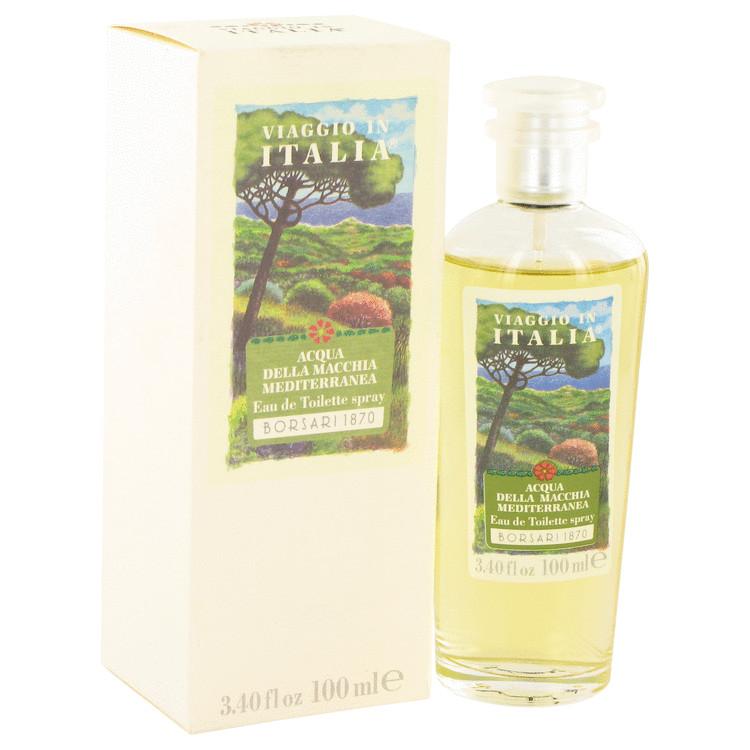 Acqua Della Macchia Mediterranea Perfume 100 ml EDT Spay for Women