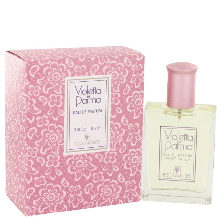 Violetta Di Parma Perfume by Borsari 3.4 oz EDP Spay for Women
