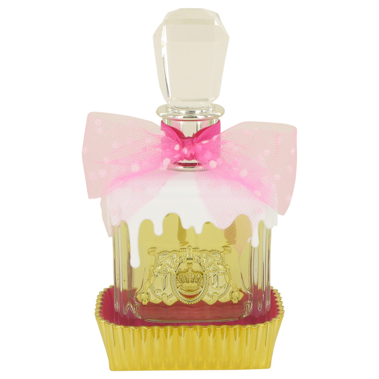 Viva La Juicy Sucre Perfume 100 ml Eau De Parfum Spray (Tester) for Women