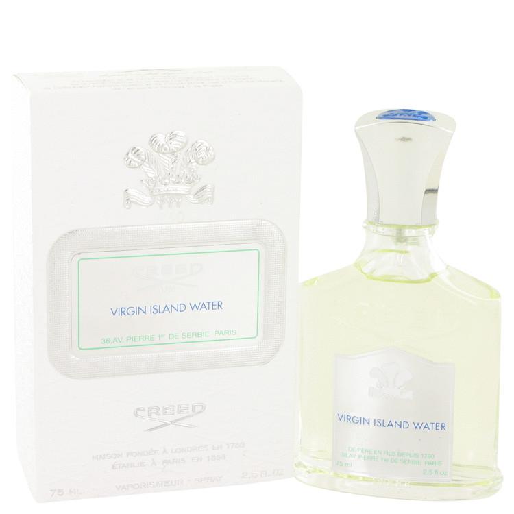 Virgin Island Water Cologne 2.5 oz Millesime Spray (Unisex) for Men