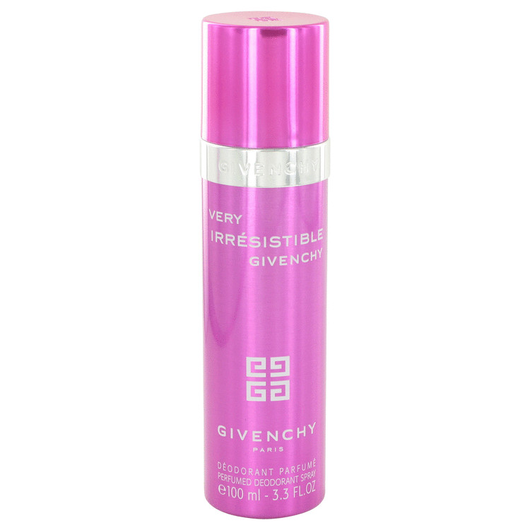Very Irresistible by Givenchy for Women Deodorant Spray 3.4 oz