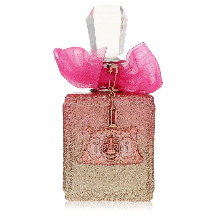 Viva La Juicy Rose Perfume 3.4 oz EDP Spray (Tester) for Women