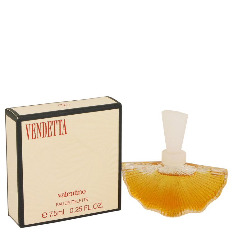 Vendetta by Valentino for Women Mini EDT .25 oz