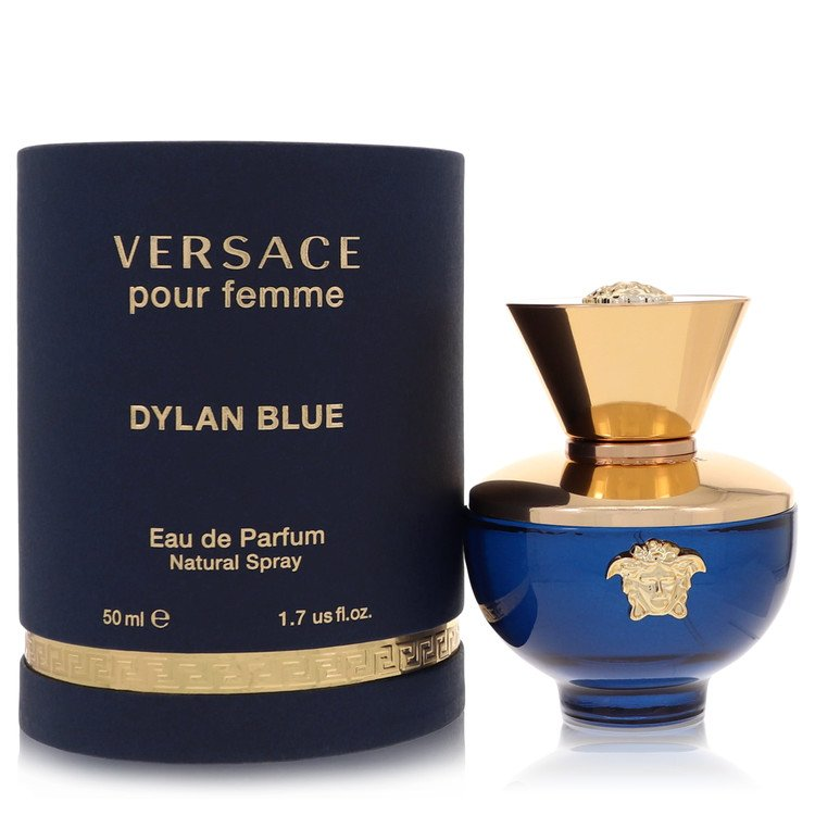Versace Pour Femme Dylan Blue Perfume 50 ml EDP Spay for Women