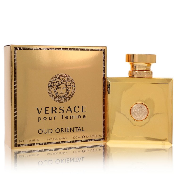 Versace Pour Femme Oud Oriental Perfume 100 ml EDP Spay for Women