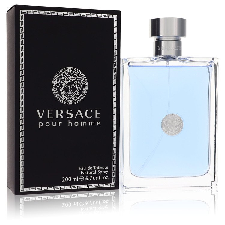 Versace Pour Homme Cologne by Versace 200 ml EDT Spay for Men
